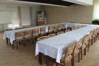 Konferenční prostory penzionu